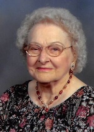 Betty Janey (Sykora) McNeal