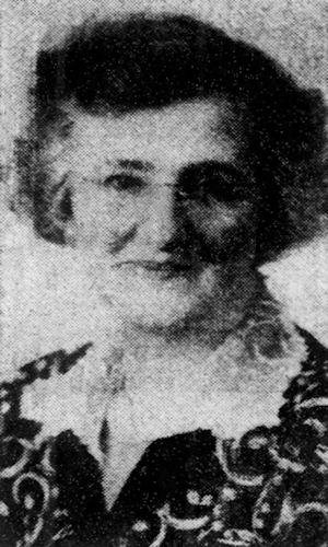 Ruth (Falls) Nichols
