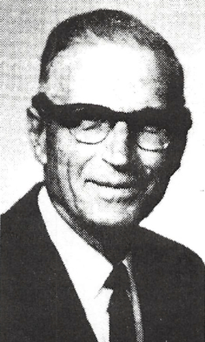 "William ""Ernest"" Shoop"