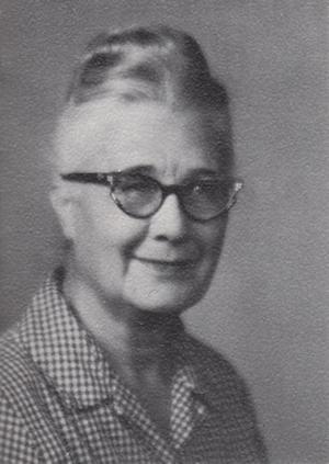 Ethel Knox