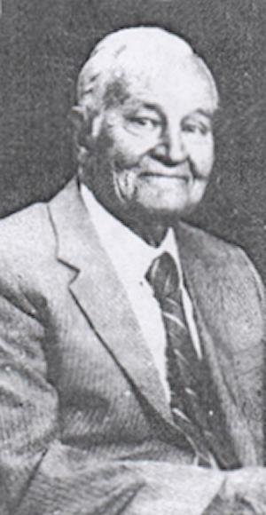 Edward Shrader Bowles