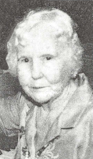 Agnes Florine (Marshall) Roberts