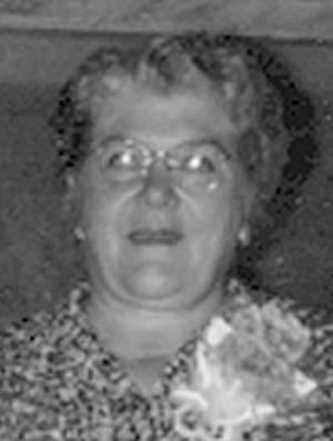 Martha Helen (Baetz) Grundeman