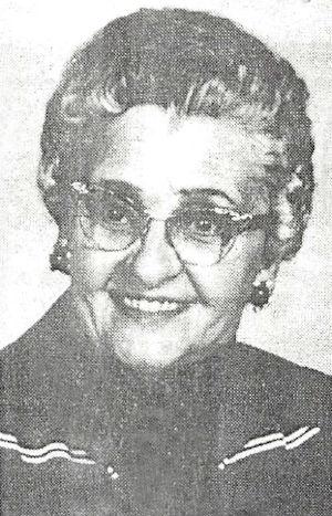Ruth Marguerite Martin