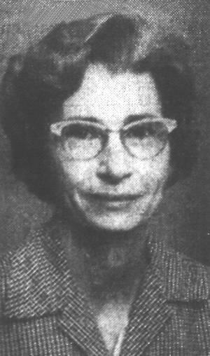 Irene E. Dolezal