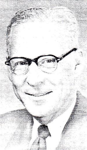 """George Delmar """"Ted"""" Newton"""