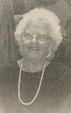 Nell Eunice (Wetzel) Coldiron