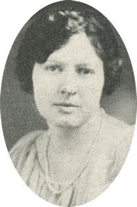 Bertha Foreman