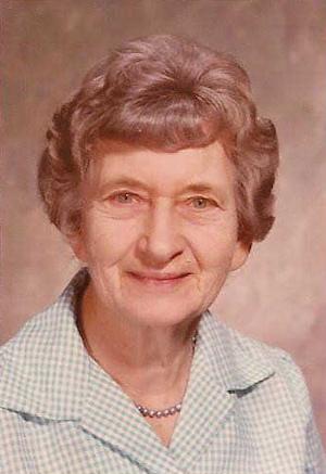 Doris Treacy (Lovell) Heppler