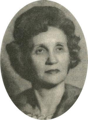 Clara Mae (Stout) Shilling