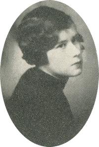 Mabel Warner