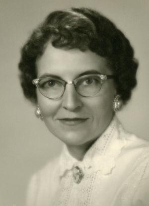 Florence Sylvia (Lavington) Foster