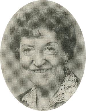 Faye Blanche (Wakeman) Cox
