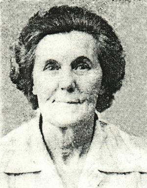 Bernice Jane (Tucker) Daniels