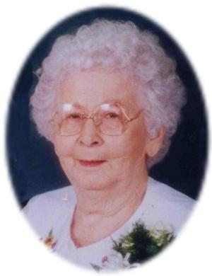 Mary Elizabeth (McKinney) Ingmire