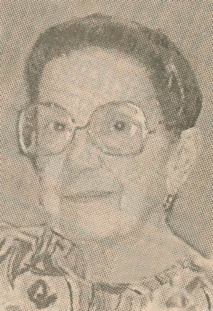 Alberta Bettye (Cress) Ley