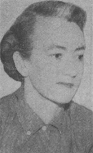 Mildred Irene (Durkee) Osborne