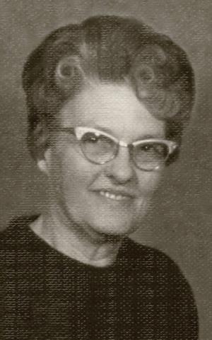 Margaret Jeanette (Barnes) Meek