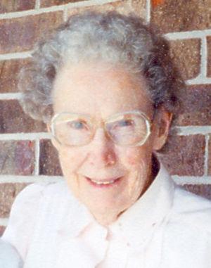 """Myrtle Lorene """"Pat"""" (Thomas) Tautfest"""