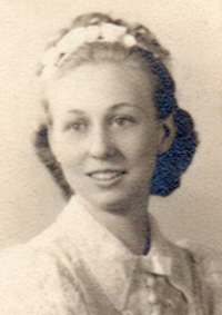 Evelyn Winifred Wakeman