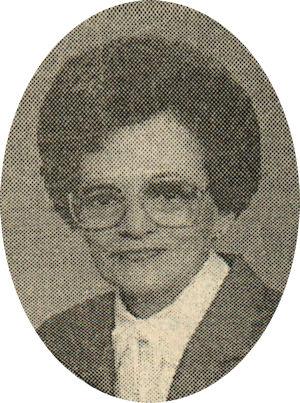 Doris Myrtella (Baetz) Brown