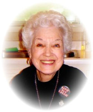 "Elizabeth Jeanette ""Betty"" (Klinglesmith) Whitt"