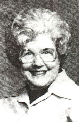 Dorothy Winifred (Wolfe) Clark