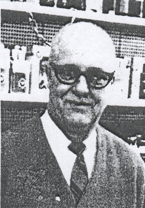 "William George ""Woody"" Foster"