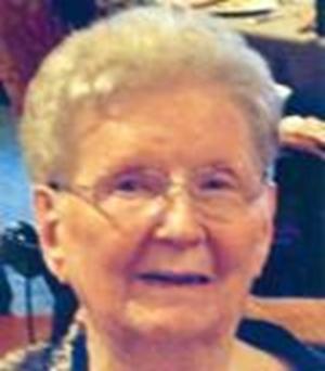 Adeline Martha (Dautenhahn) Morris