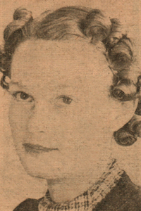 Lovella May Swearingen