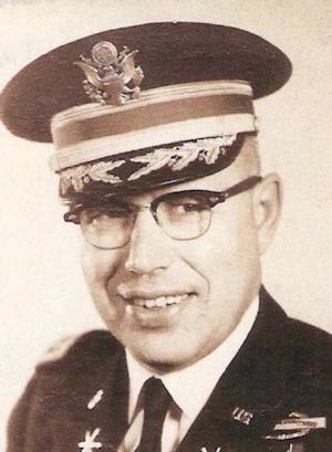 Col. Robert Milton Berger