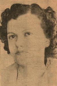 Georgia Irene Burdick