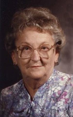 Helen Winifred (Warren) Jerome