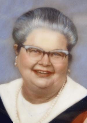 Dorothy Elenora (Durbin) Johnson