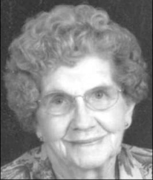Mary Elizabeth (Thele) Nelson