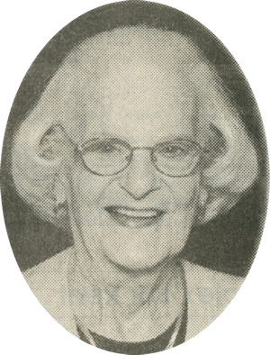 Lois Maurine (Magee) Severe