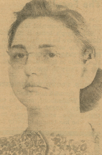 Agnes Swanson