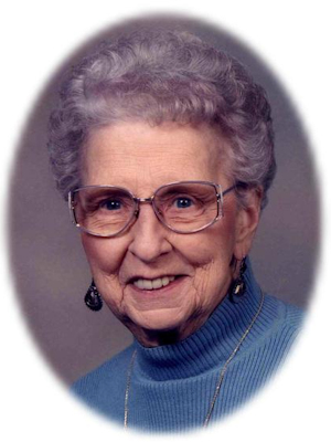 Ruth Grace (Huston) VanArsdell