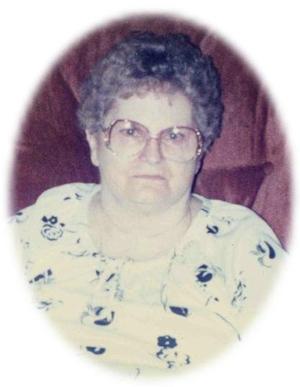 Wilma Sota (Winsworth) Hasenfratz