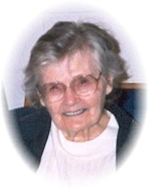 Edna Vera (Melugin) Moore
