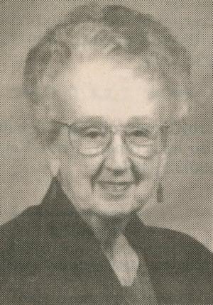 Dorothy Mae (Postelwait) Pontious