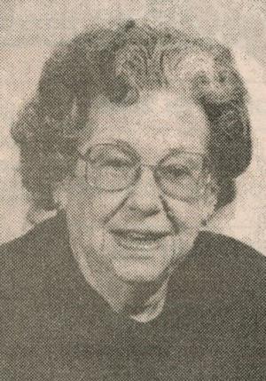 Irene Helena (Malzahn) Slaton