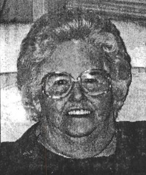 Ernestine Mae (Crockett) Tubbs