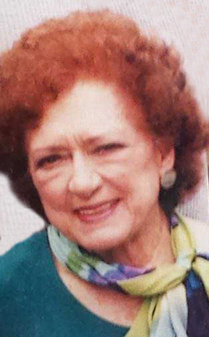 Margaret Bernadine (Bunner) West Griego