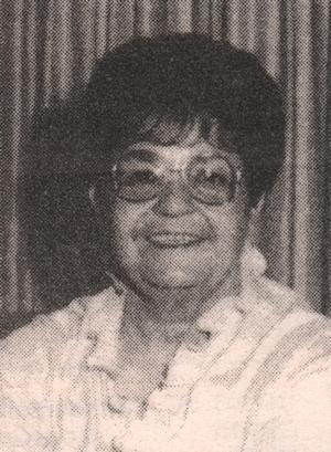Katherine Marie Steichen