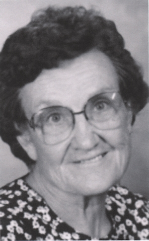 Thelma Evelyn (Downey) Waye