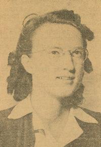 Wilda Mae Woodall