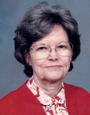 Jeanne Elizabeth (Brown) Field