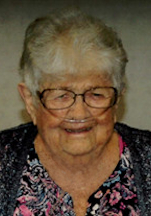 Donna Ernestine (Spillman) Brengle