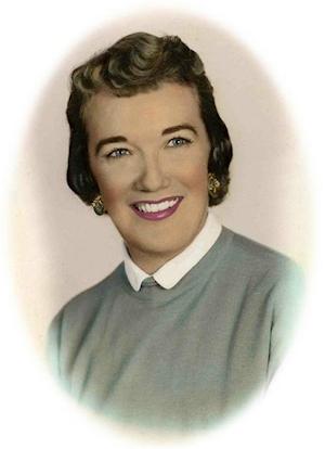 Patricia Ann (Jones) Sewell